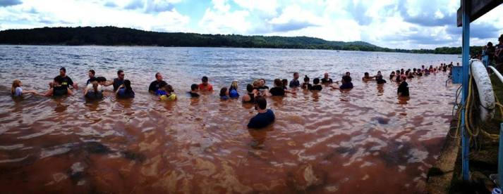 TN River Baptism