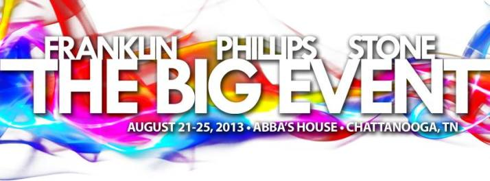 Big Event Banner