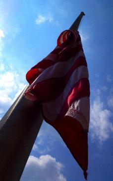 Flag half-mast