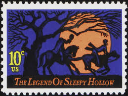 Sleepy Hollow stamp