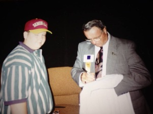Ronnie and Bobby Bowden
