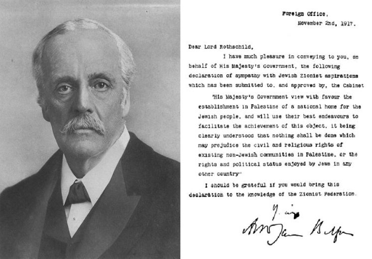 balfour_portrait_and_declaration