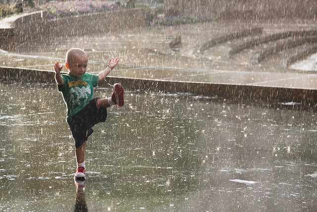 kid-in-the-rain